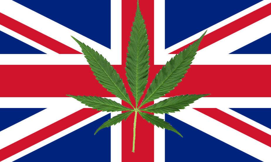 Легализация-Марихуана-Великобритания